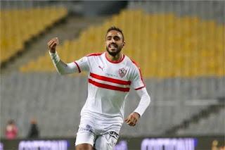 مفاجأة محمود كهربا يتقدم بشكوي لاتحاد الكرة الدولي ضد نادي الزمالك ليفسخ عقده
