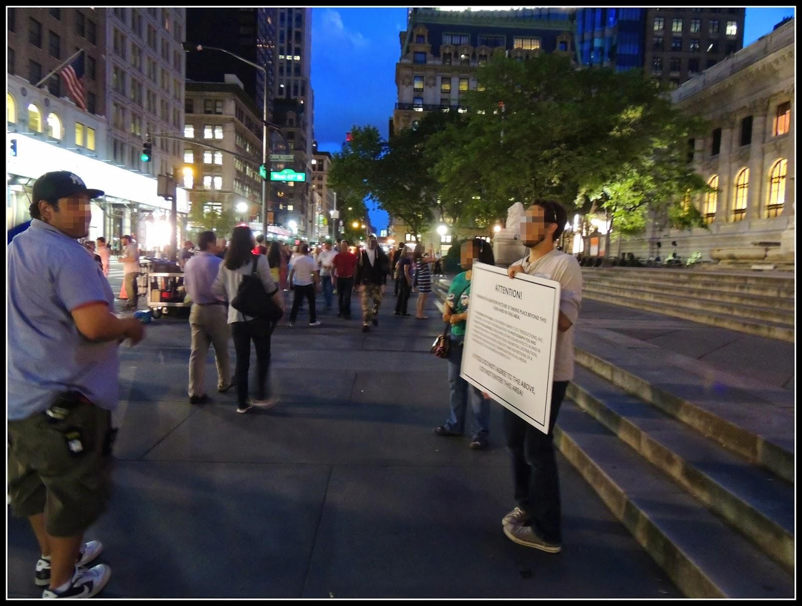 Nueva York en 3 Días: Biblioteca