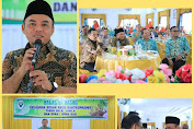 Plt.Bupati Labuhanbatu Halal bihalal Bersama Keluarga Besar RSUD Rantauprapat.
