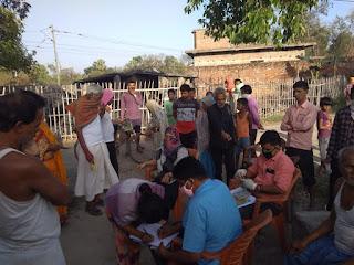 एसडीओ अभिलाषा शर्मा के निर्देश पर मांझी प्रखंड में जन वितरण प्रणाली के विक्रेताओं कि हुई जांच, प्राथमिकी दर्ज