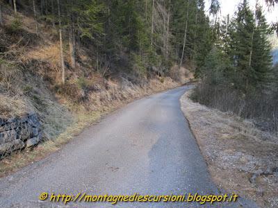 rifugio scarpa dolomiti agordine sentiero di ritorno