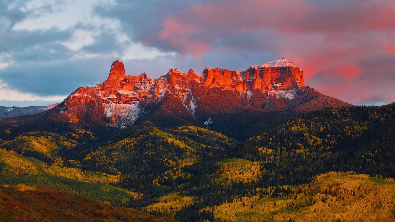Critter Sitter's Blog: Colorado Mountains