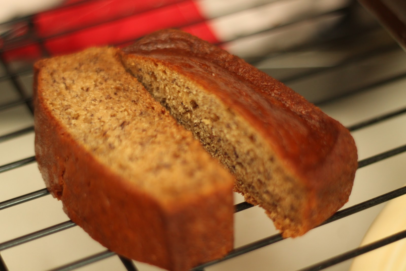 Low Fat Banana Bread With Applesauce 17