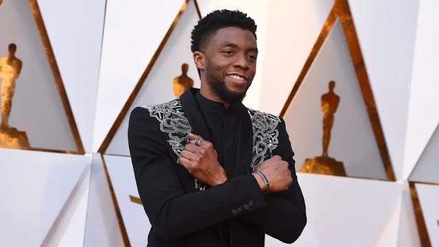Chadwick Boseman, Pelakon Black Panther Meninggal Dunia Di Usia 43 Tahun