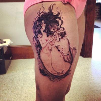 Tatuajes en la Pierna