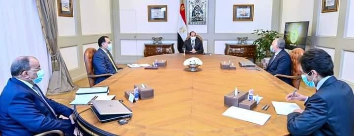 السيد الرئيس يوجه بالتطوير الشامل لجميع محطات المياه بانواعها المختلفة
