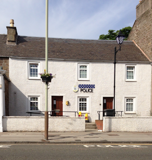 Broughty Ferry Police Station