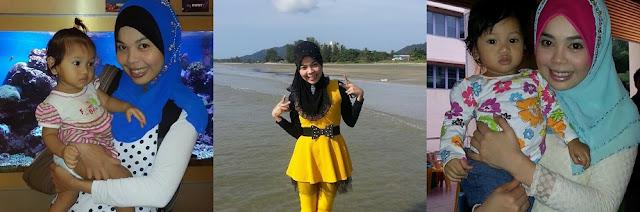 Gaya Hijab iena semasa tahun 2013 ketika berusia 28 tahun