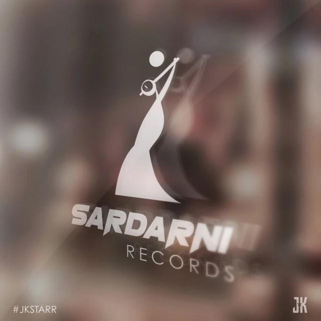 Sardarni Records Logo Design - J K Starr