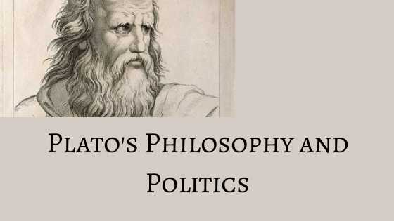 Plato's Philosophy and Politics