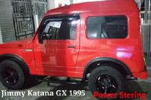 Deskripsi dan Spesifikasi Sale Mobkas Jimmy Katana GX 1995 | Mobkas Dumai