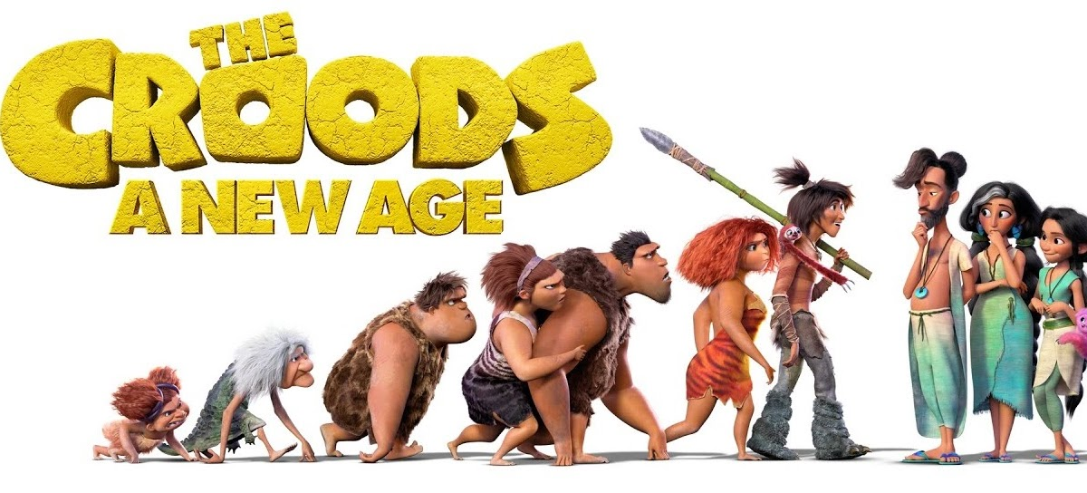 The Croods A New Age Full Movie Watch in English 360p, 480p, 1080p For Free