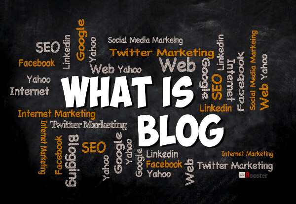 What is blog ?
