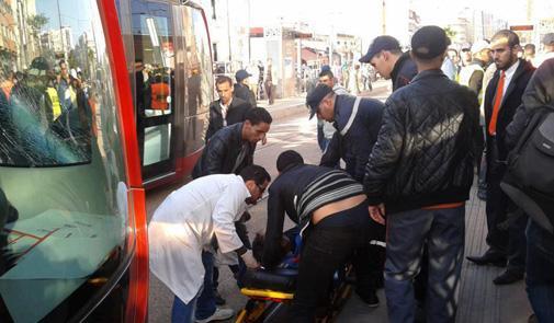 بالصورة..ترامواي الحي المحمدي فكازا يقتل امرأة بطريقة مروعة قراو التفاصيل⇓⇓⇓
