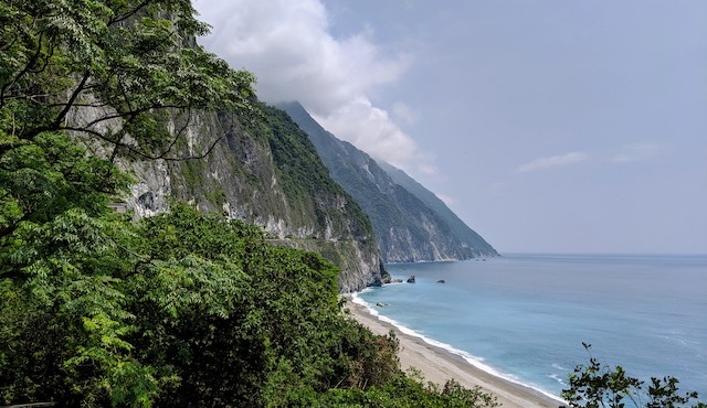 Taipei to Hualien road trip Taiwan National Scenic Area