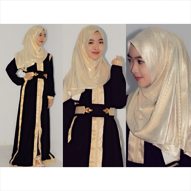 Abaya Dubai Pusat Grosir Baju Muslim Tanah Abang