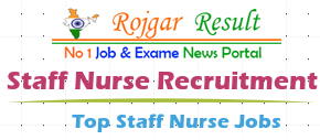 Staff Nurse Vacancy 2021   Nursing Govt Jobs   1343 Vacancies