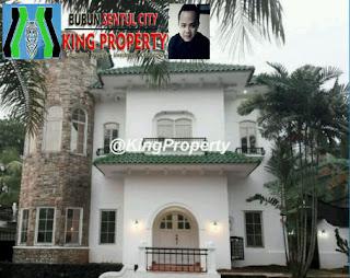 Rp.12 Milyar Dijual Cepat Rumah Siap Huni Di Cluster VIP NORTHRIDGE Sentul City (Code:263)