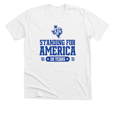 Standing For America T Shirts