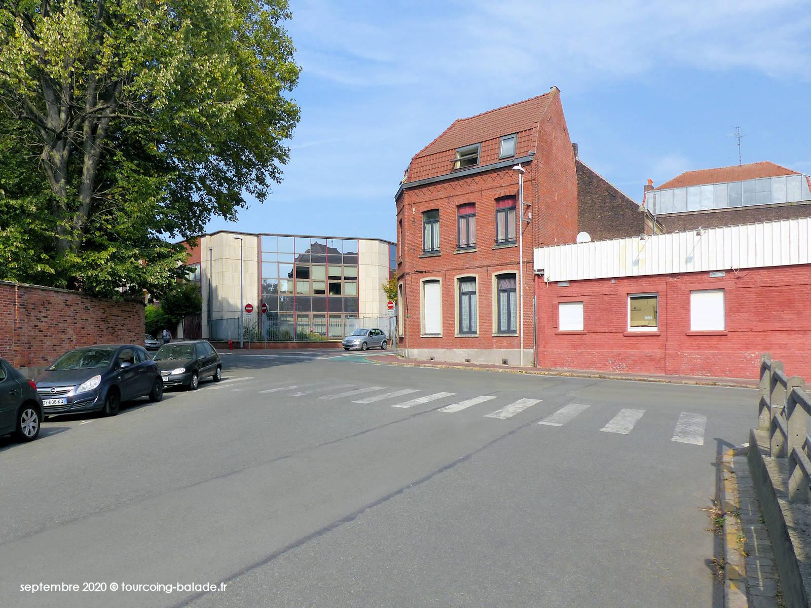 Rue de la Ferme, Tourcoing 2020