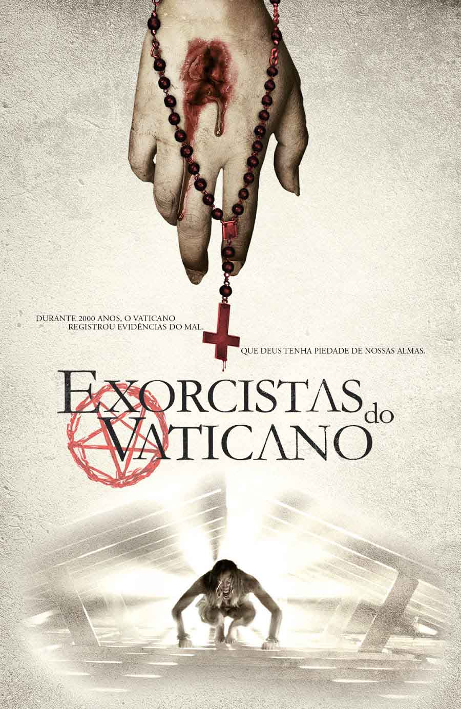Exorcistas do Vaticano Torrent - Blu-ray Rip 720p e 1080p Legendado (2015)