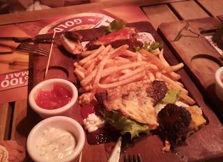 el paso kızılay ankara menü fiyat listesi burger siparişi
