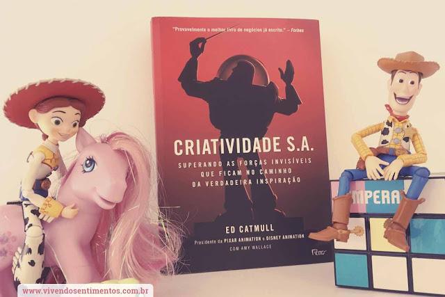 Criatividade S.A. Editora Rocco, Ed Catmull