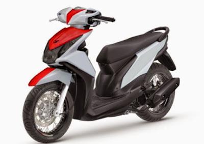 Modif Motor Honda Beat Injeksi Simple Elegan  Modifikasi Motor Super