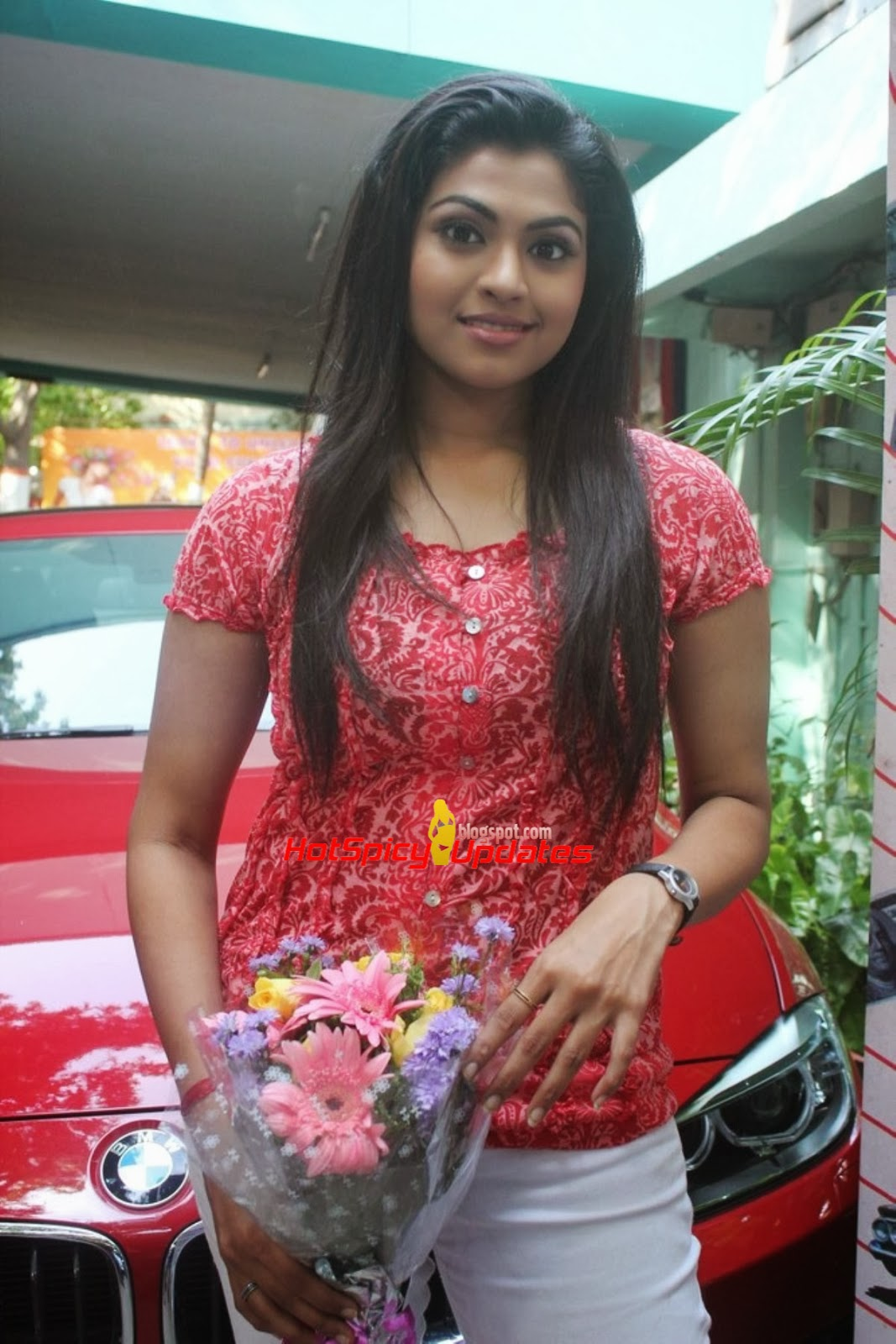 Surya tv anchor aparna hot photoshop