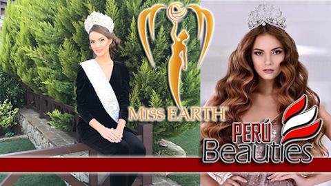 Yana Chetverikova es Miss Earth Crimea 2019