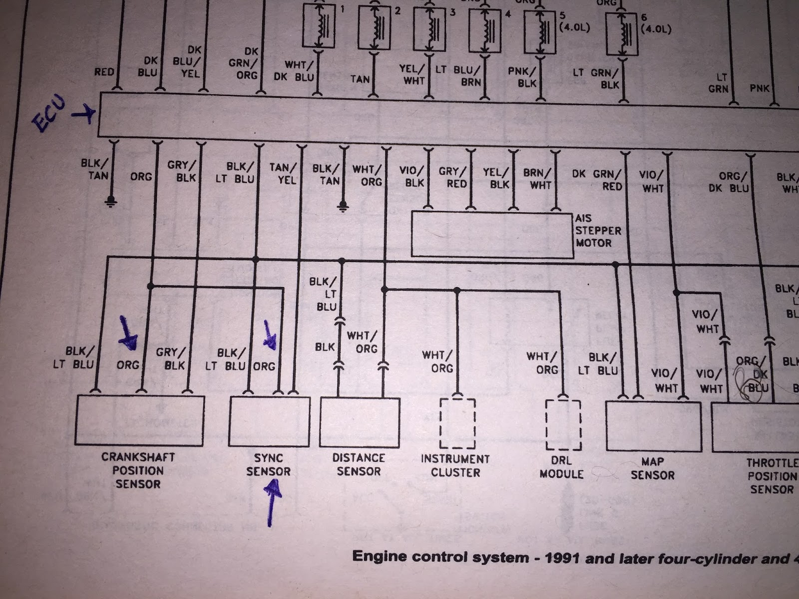 hight resolution of 1991 xj crank no start cps wiring bad ground jeepforum comhere is a copy