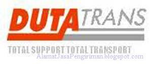 Alamat dan Telepon Duta Trans Medan
