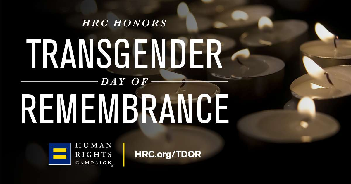Transgender Day of Remembrance Wishes Awesome Images, Pictures, Photos, Wallpapers