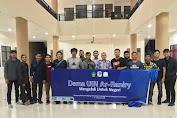 Warek III Lepas Mahasiswa DEMA UIN Ar-Raniry Baksos ke Aceh Timur