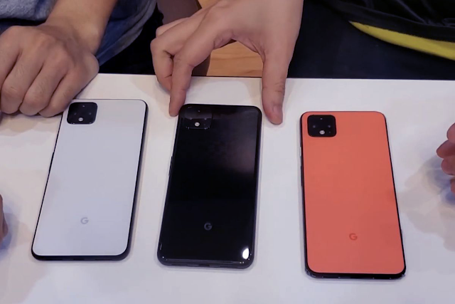 "Google Pixel 4 to come in three colors, one of them will be called ""Oh So Orange"""