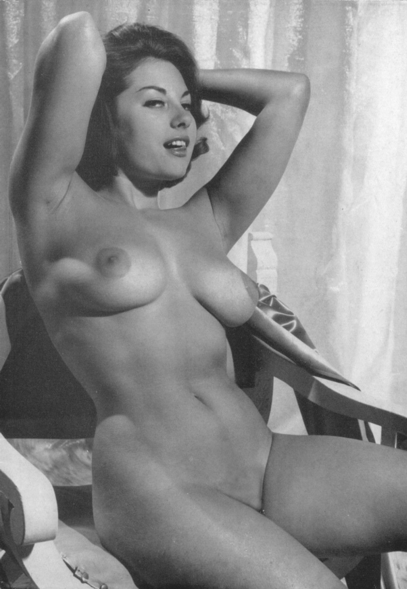 Classic Female Nude Photography