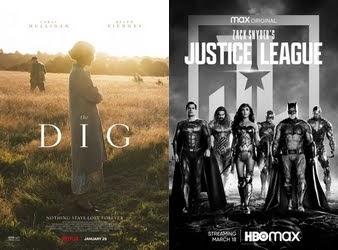 Affiches des films vu en mars