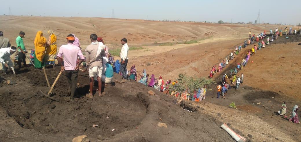 Jhabua Samachar- मनरेगा के अंतर्गत 64 हजार 431 श्रमिकों को रोजगार उपलब्ध