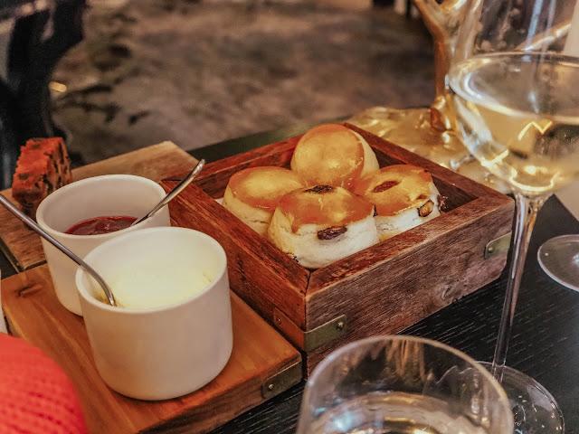 Belmond Cadogan Afternoon Tea Scones with Jam Review