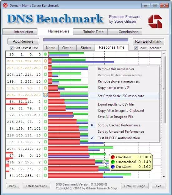 Cara Mencari Server DNS Tercepat-1