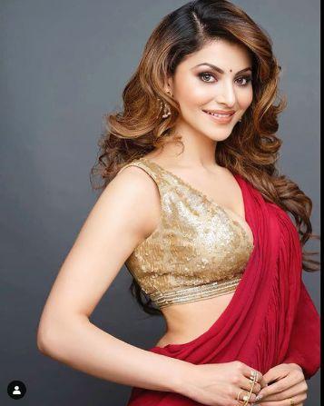 Urvashi Rautela Actresses In Saree