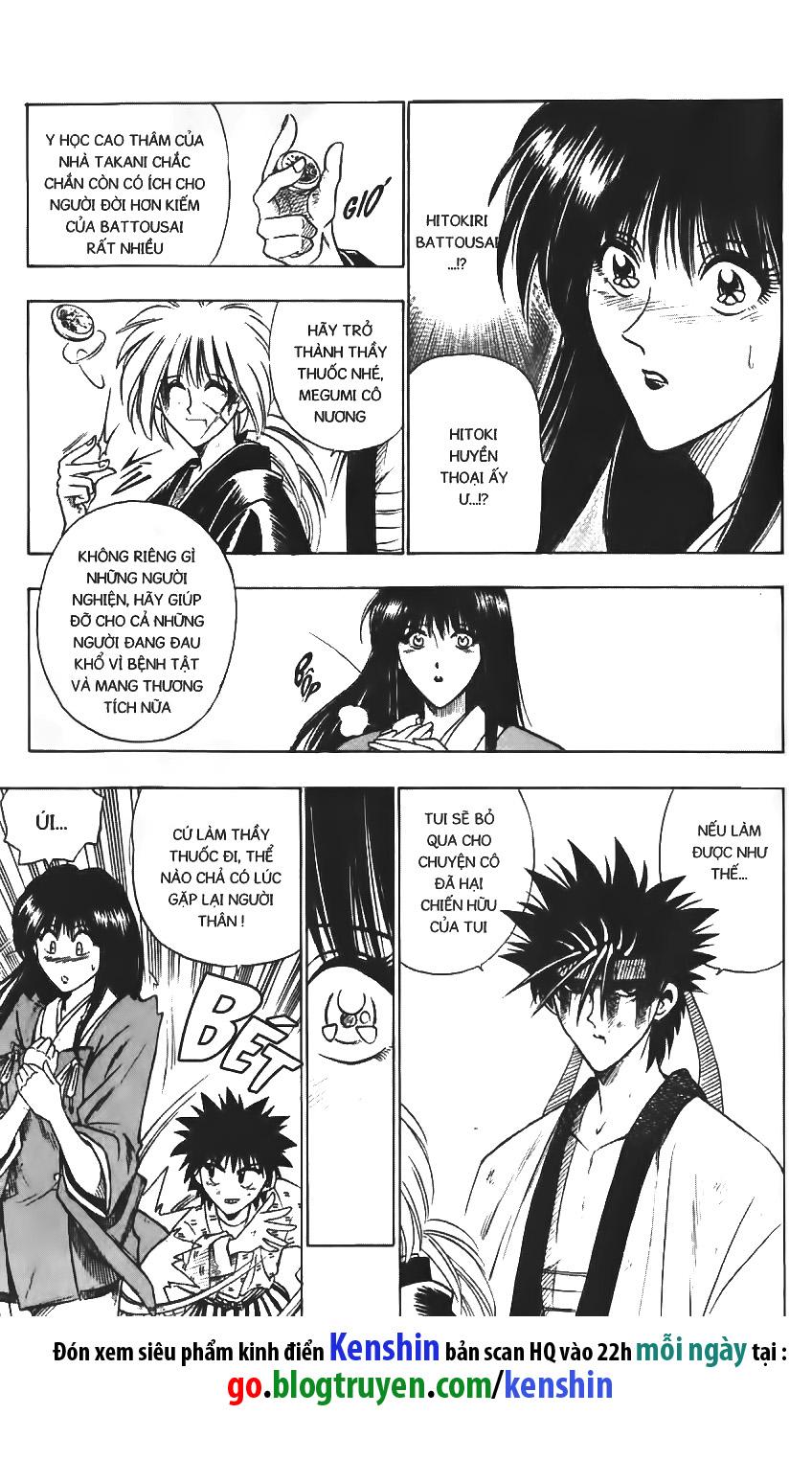 Rurouni Kenshin chap 29 trang 20