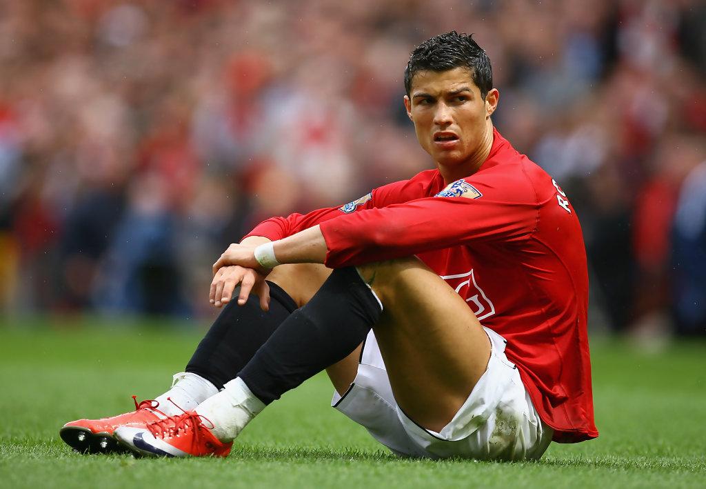 Cristiano Ronaldo: Cristiano Ronaldo Manchester United