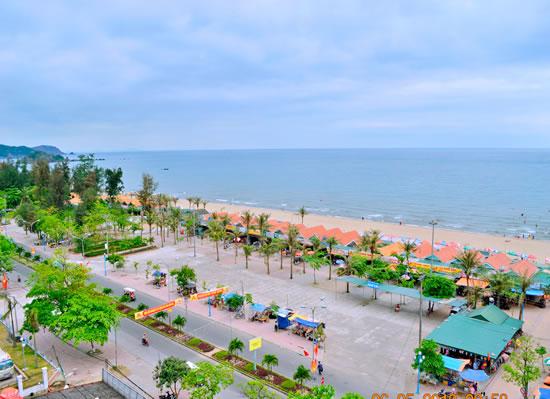 Bãi biển Cửa Lò là địa điểm không thể bỏ qua khi đi du lịch trong tháng 3 này