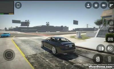 تحميل لعبة GTA V للاندرويد APK 2020 برابط مباشر من ميديا فاير