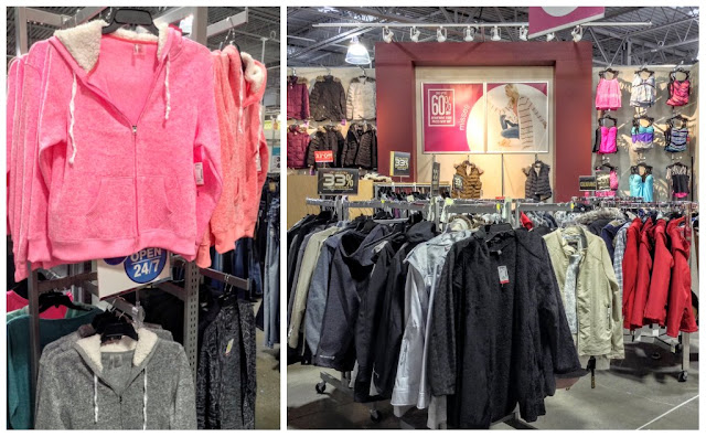 Women's outerwear at Gordmans