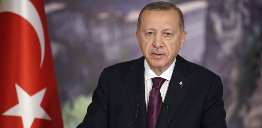 Eρντογάν: Το 2020 οι σχέσεις της Τουρκίας με Ευρώπη και ΗΠΑ δοκιμάστηκαν
