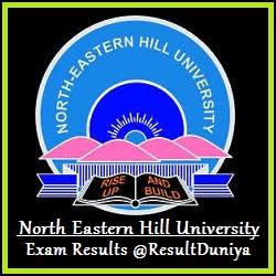 NEHU UG Results