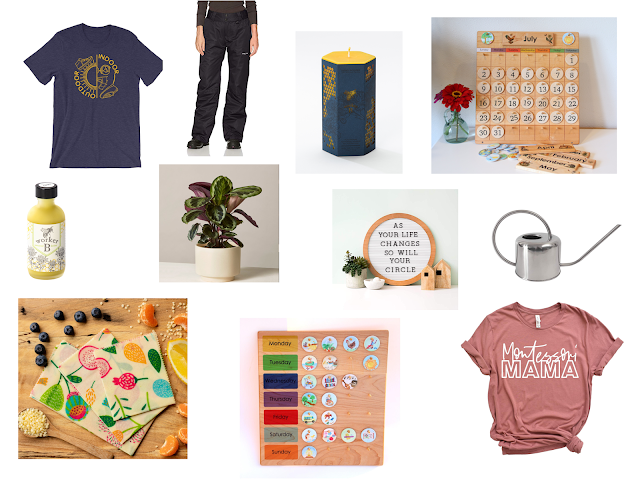 Gift ideas for Montessori parents