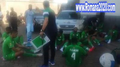 النسر الأخضر الرجاء الرياضي  يحلق ويتأهل إلى نصف نهاية دوري أبطال إفريقيا